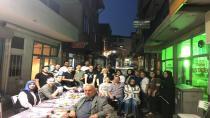 Orta Sokak Esnafı Ramazanda Geleneği Bozmadı
