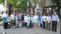 Hendek'te Dünya Tütünsüz Günü kutlandı