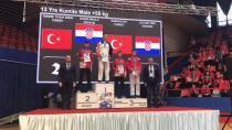 Hendek Karate fırtınası Balkanlarda Esti