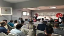 MHP Hendek İlçe Teşkilatı Bayramlaştı