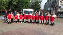 Mini Hentbol Takımı Türkiye Şampiyonasında
