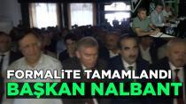 Nalbant Sakaryaspor'un Başkanı Oldu