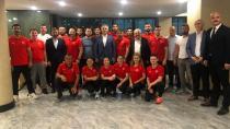 Olimpiyatlarda başarının yolu Hendek'ten geçiyor