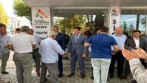 AK Partide Bayramlaşma Sönük Geçti