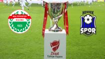 Ziraat Türkiye Kupasında Rakibimiz Maltepespor