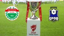 Ziraat Türkiye Kupası Maçı Ücretli