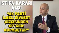 AK Partide Bir İstifada Serbes'ten
