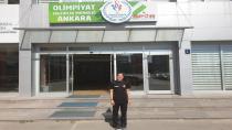 Durmaz Ankara'da Kampa Girdi