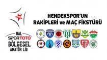Hendekspor'un Lig Fikstürü