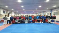 Filistin Karate Milli Takımı Hendek'te