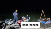 Balık Tutmaya Giden Hendekli Bir kişi Hayatını Kaybetti, Bir Kişi Kayıp