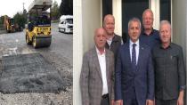 Babaoğlu Ve Belediye Ekipleri Harıl Harıl Çalışıyor
