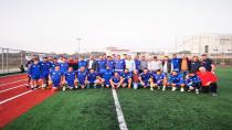 Hendekspor Vitra Maçı Hazırlıklarını Sürdürüyor