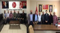 Gazeteciler Baykal ve Namlı'yı Ziyaret Ettiler