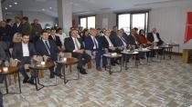 Vali Nayir Hendek'te Temaslarda Bulundu