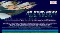 """Toplum Ruh Sağlığı Projesi: """"HER İLMEKTE BİR SEVGİ"""""""