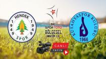 Hendekspor İkinci Sezonu Hendek'te Açıyor