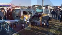 Hendek'te Kaza 5 Yaralı