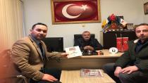 Yeniden Refah Partisinden Haberhendek'e Ziyaret