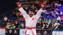 Gururumuz Ömer Faruk Avrupa şampiyonu