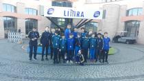 Antalya'da Zirve Hendek Fenerbahçe Okulunun