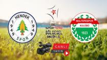 Hendekspor Maltepespor'u Konuk Ediyor