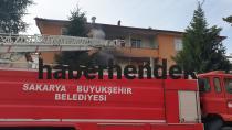 Hendek'te Yangın Bir Çocuk Hayatını Kaybetti