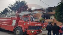 Hendek'te Yangın 1 Çocuk Hayatını Kaybetti  3 Yaralı
