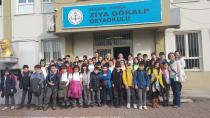 Okul Çocuklarına Enfeksiyonlardan Koruyucu Önlemler Anlatıldı