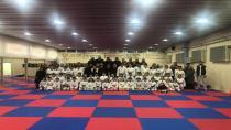 Hendekli Karateciler Terfi Etti