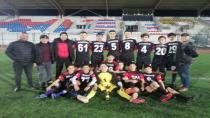 Şampiyon Hendek Boğazspor U17