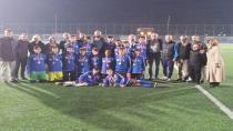 Hendekspor U14 Şampiyon