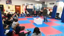 Muay Thai Öğrencilerine İlkyardım Eğitimi