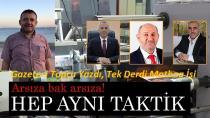 Gazeteci Orhan Topçu Yazdı, Hep Aynı Taktik