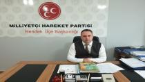 MHP İlçe Başkanı Namlı Berat Kandilini Kutladı