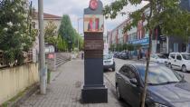 Şehit Savcının İsminin Verildiği Cadde Tabelası Yenilendi