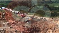 Havai fişek taşıyan kamyon patladı