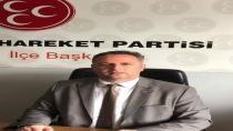 MHP İlçe Başkanı Namlı'dan 15 Temmuz Mesajı