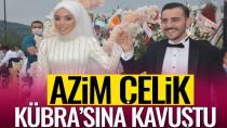 Gazeteci Azim Kübra'sına Kavuştu