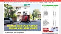 Hendek Belediyesi İtfaiye Geçemedi Haberini Yalanladı