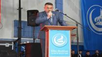 Ülkü Ocakları İlçe Başkanı Yaz'dan Kurban Bayramı Mesajı