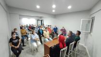 MHP Hendek'te Görev Dağılımı Yapıldı
