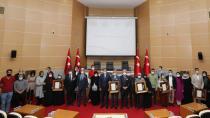 Devlet Övünç Madalyaları ve Beratları Tevcih Töreni Düzenlendi
