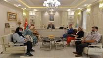 MHP Kadın Kolları Başkanları Hendek'te Buluştu