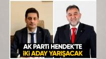 Ak Parti Kongresinde İki Aday Yarışacak