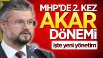 MHP'DE 2'NCİ KEZ AKAR DÖNEMİ