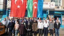 MHP teşkilatı Başkan Babaoğlu'nu ağırladı
