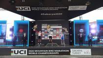 Nefes kesen dünya şampiyonasında ödüller sahiplerine ulaştı