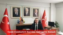 Namlı Cumhuriyet Bayramı Bayramı'nı Kutladı