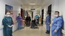 110 Yaşında Koronayı Yendi